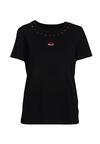 Czarny T-shirt Delusive