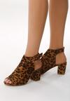 Panterkowe Sandały Bamboozle