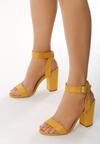 Żółte Sandały Ultracool