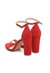 Czerwone Sandały Inactivate