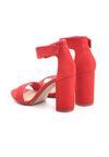 Czerwone Sandały Refreshment