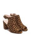 Panterkowe Sandały Frigidness