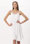 Biała Sukienka Startin Somethin