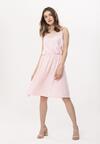 Różowa Sukienka Startin Somethin