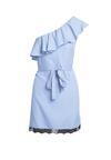 Niebieska Sukienka Mild