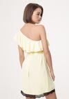 Żółta Sukienka Mild