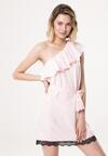 Różowa Sukienka Mild