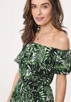 Zielona Sukienka Dolce Havana