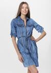 Niebieska Sukienka Searched