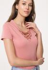 Różowa Bluzka Commonality