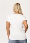 Biała Bluzka Milestone