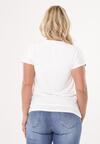 Biała Bluzka Renascence