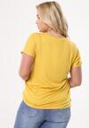 Żółta Bluzka Renascence