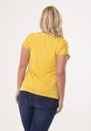 Żółta Bluzka Stature