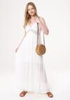 Biała Sukienka Be Good