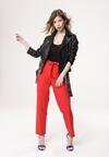 Czerwone Spodnie Affiliated