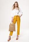 Żółte Spodnie Affiliated