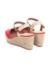 Czerwone Sandały Soma
