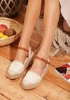 Beżowe Sandały Soma
