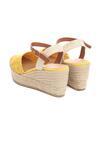 Żółte Sandały Soma