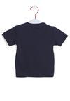 Granatowa Koszulka Oboe