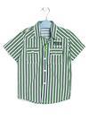 Biało-Zielona Koszula Speculator