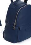 Ciemnoniebieski Plecak Examines