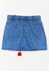 Niebieska Spódnica Suspicions