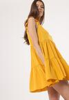 Żółta Sukienka Ambiguity