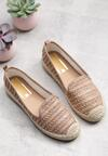 Khaki Espadryle Good Value
