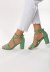 Zielone Sandały Subplot