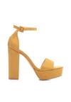 Żółte Sandały Learn From