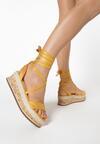 Żółte Sandały Incentive Salience