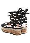 Czarne Sandały Incentive Salience