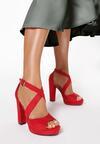Czerwone Sandały No Longer