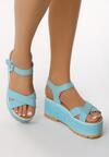 Niebieskie Sandały Tall Tale
