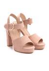 Różowe Sandały Minuscule