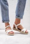 Białe Sandały Eigenclass