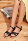 Czarne Sandały Eigenclass