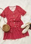 Czerwona Sukienka One Month