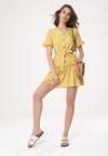 Żółta Sukienka One Month