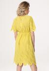 Żółta Sukienka Time Of Year