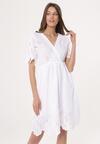 Biała Sukienka Time Of Year