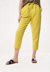 Żółte Spodnie Tacky