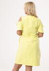 Żółta Sukienka Disturbances