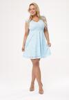 Jasnoniebieska Sukienka Sandstorms