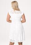 Biała Sukienka Sandstorms