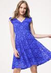 Niebieska Sukienka Sandstorms