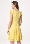 Żółta Sukienka Sandstorms