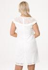 Biała Sukienka Quakes